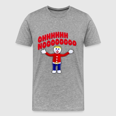 Mr. Bill Oh No - Men's Premium T-Shirt