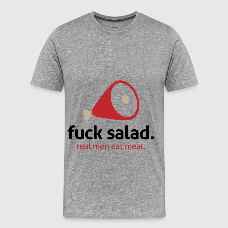 Fuck Salad 1 (dd)++ - Men's Premium T-Shirt