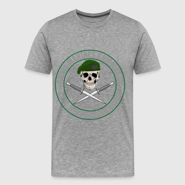 Royal RMC Skull - Men's Premium T-Shirt