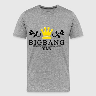Big Bang - Men's Premium T-Shirt