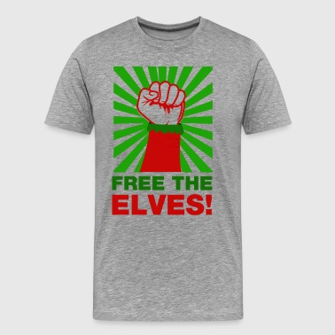 Free The Elves - Men's Premium T-Shirt