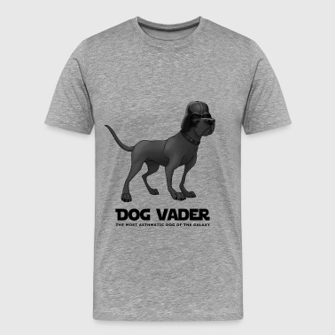 Dog Vader - Men's Premium T-Shirt