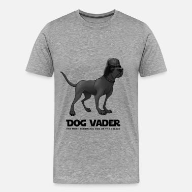 Dog Vader Dog Vader - Men's Premium T-Shirt