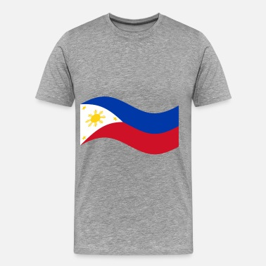 Flag Of Philippines The Philippines Flag - Men's Premium T-Shirt