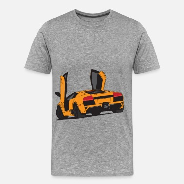 Hypercar Oh Mercy - Men's Premium T-Shirt