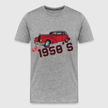 est 1950 3 - Men's Premium T-Shirt