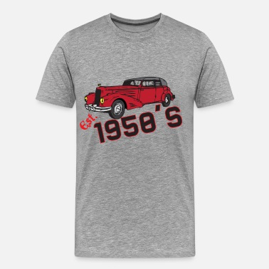 Est 1950 est 1950 3 - Men's Premium T-Shirt