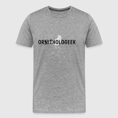 Ornithologeek - Men's Premium T-Shirt
