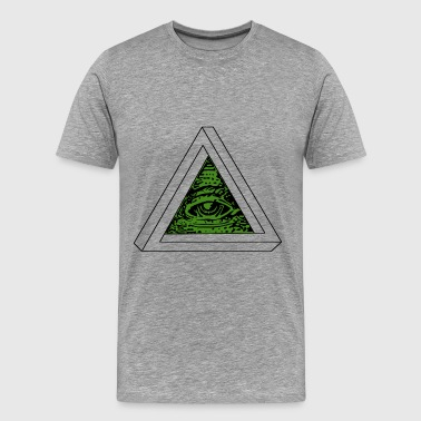 Impossible Illuminati - Men's Premium T-Shirt