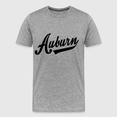 Auburn Alabama - Men's Premium T-Shirt