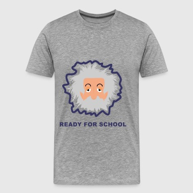 Back to school - Ready for school - Men's Premium T-Shirt