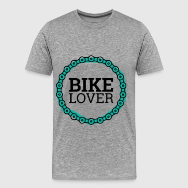 Bike - Bike lover - Men's Premium T-Shirt