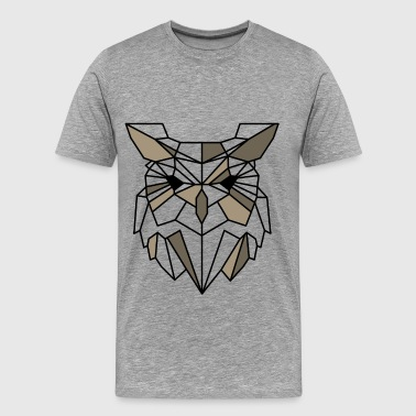 Owl - Owl - Men's Premium T-Shirt