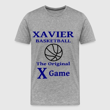 Xavier X Game - Men's Premium T-Shirt