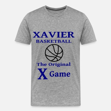 Xavier Xavier X Game - Men's Premium T-Shirt
