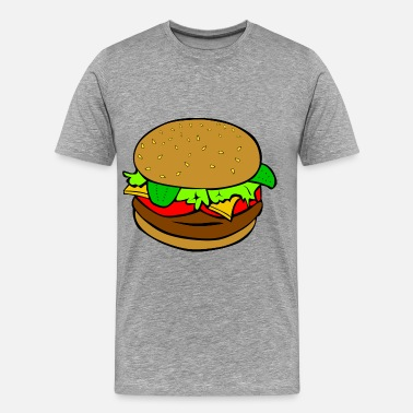 Hamburger Hamburger - Men's Premium T-Shirt