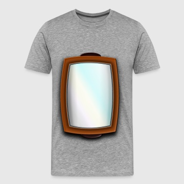 Mirroring Mirror - Men's Premium T-Shirt