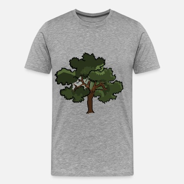 Oak Tree Oak tree - Men's Premium T-Shirt