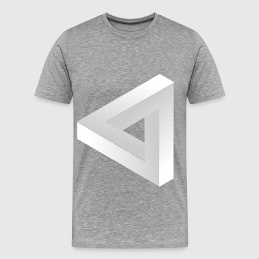 Penrose Triangle Penrose Triangle - Men's Premium T-Shirt