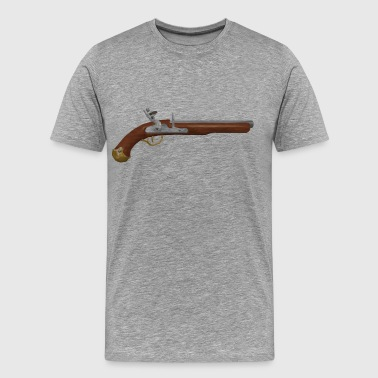 Flintlock - Men's Premium T-Shirt