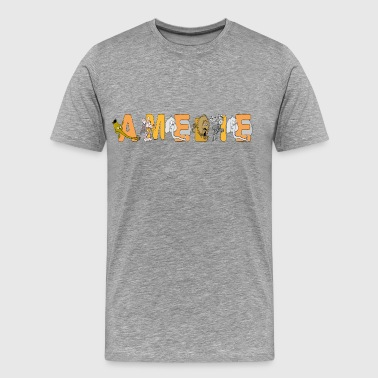 Amelie - Men's Premium T-Shirt