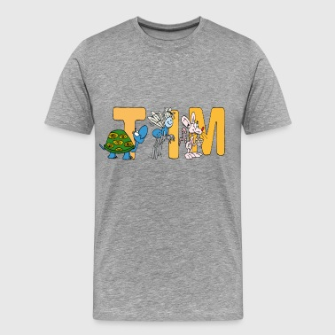 Tim - Men's Premium T-Shirt