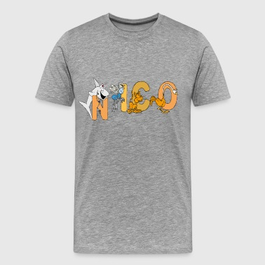Nico - Men's Premium T-Shirt