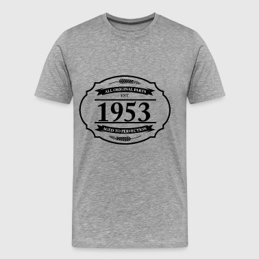 All original Parts 1953 - Men's Premium T-Shirt