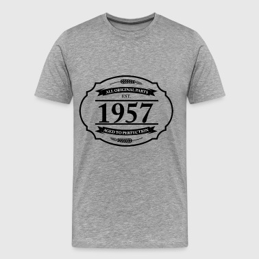 All Original Parts 1957 All original Parts 1957 - Men's Premium T-Shirt