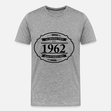 1962 All Original Parts All original Parts 1962 - Men's Premium T-Shirt
