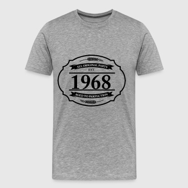 All original Parts 1968 - Men's Premium T-Shirt