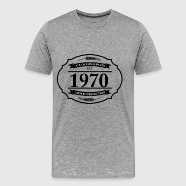 All original Parts 1970 - Men's Premium T-Shirt