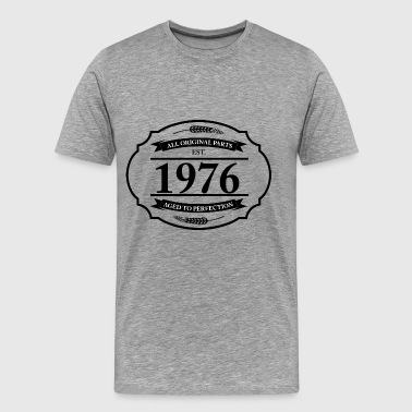 All original Parts 1976 - Men's Premium T-Shirt