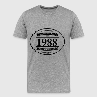 1988 All Original Parts All original Parts 1988 - Men's Premium T-Shirt