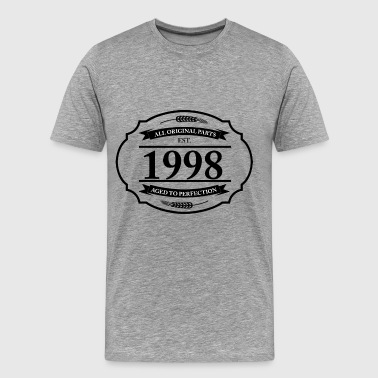 1988 All Original Parts All original Parts 1998 - Men's Premium T-Shirt
