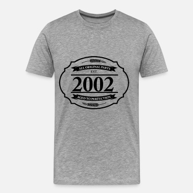 Original Parts All original Parts 2002 - Men's Premium T-Shirt