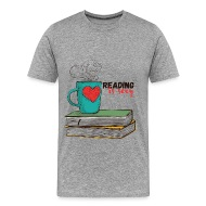 Reading is sexy tshirt