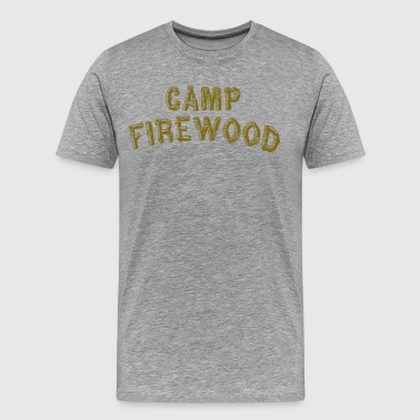 Wet Hot American Summer - Camp Firewood - Men's Premium T-Shirt