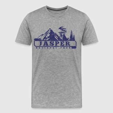 Jasper National Park - Men's Premium T-Shirt
