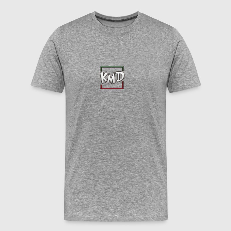 KMD Logo - Men's Premium T-Shirt
