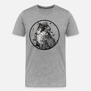 Falcon Peregrine Falcon - Men's Premium T-Shirt