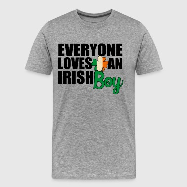 Irish Boy Irish Boy - Men's Premium T-Shirt