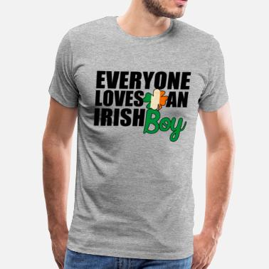 Irish Boys Irish Boy - Men's Premium T-Shirt