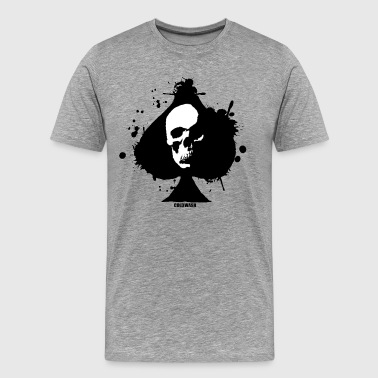 ACE SKULL - Men's Premium T-Shirt