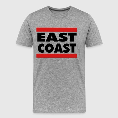 EAST COAST - Men's Premium T-Shirt