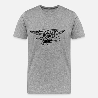 Us US Navy Seal Team 6 - Men's Premium T-Shirt