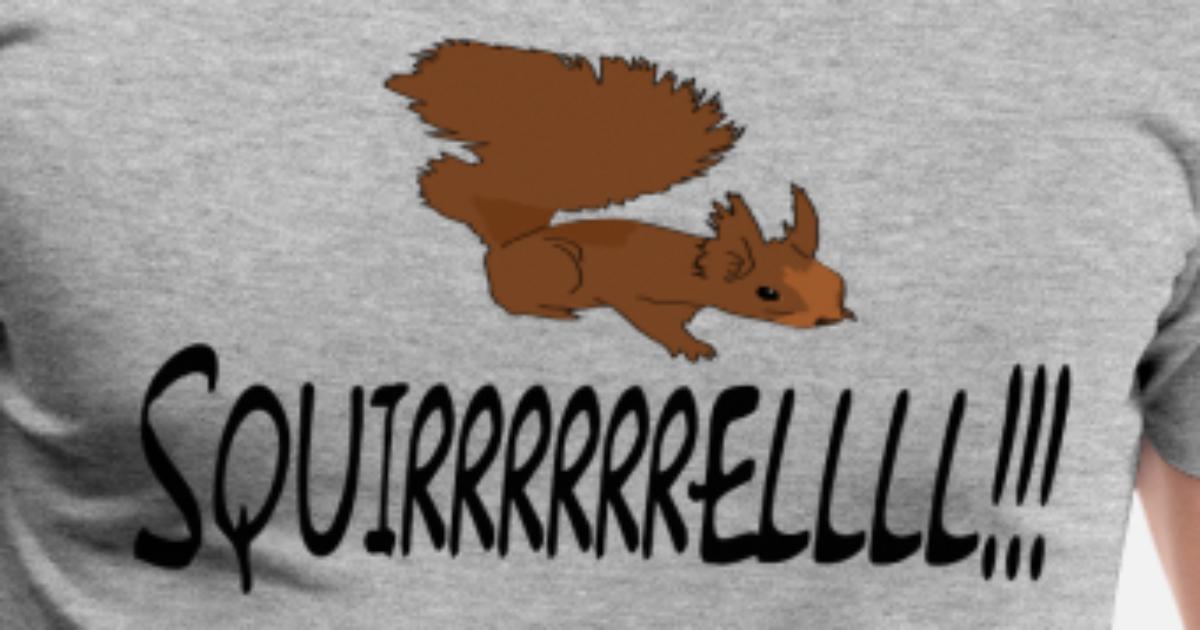 Christmas Vacation Squirrel.Christmas Vacation Squirrel Men S Premium T Shirt Spreadshirt