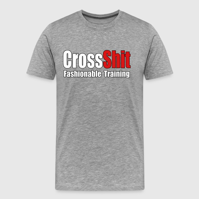 CrossShit Fashionable - Men's Premium T-Shirt