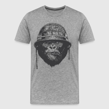 Army Military Us Army - Men's Premium T-Shirt