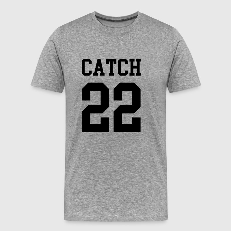 catch 22 - Men's Premium T-Shirt